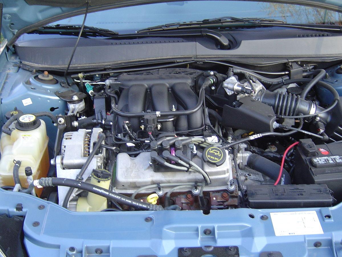 2005 Ford Focus Fuel System Diagram Motor Vulcan V6 De Ford Viquip 232 Dia L Enciclop 232 Dia Lliure