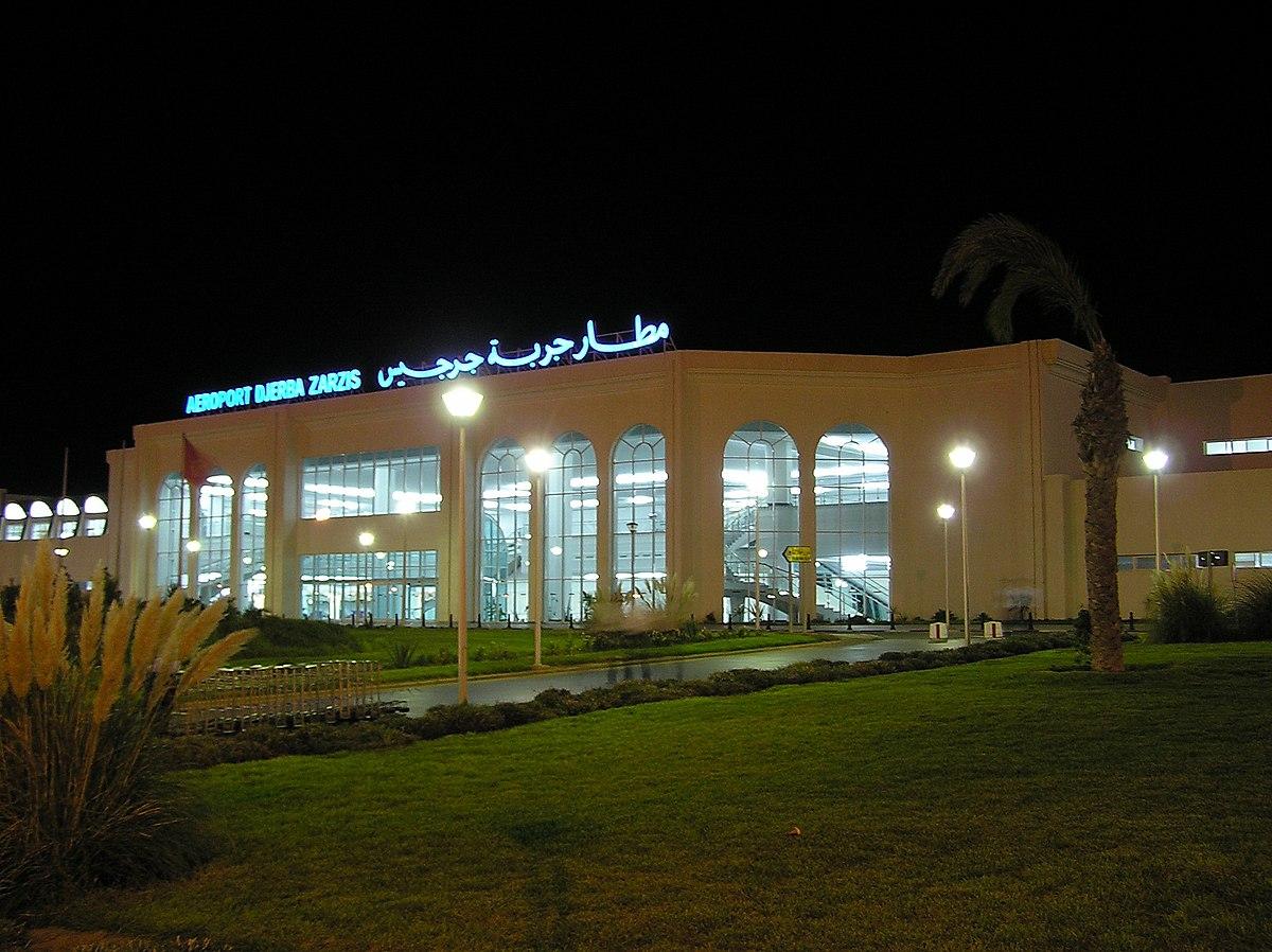 DjerbaZarzis International Airport  Wikipedia