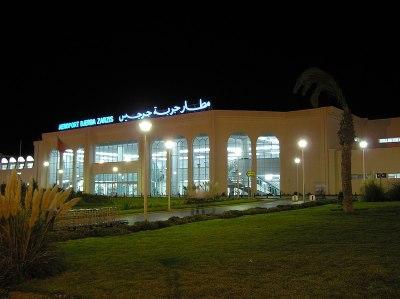 Djerba–Zarzis International Airport - Wikipedia