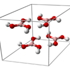 Borax Crystal Diagram Typical Wiring For Drum Controller Boric Acid Wikipedia Unit Cell 3d Balls Png