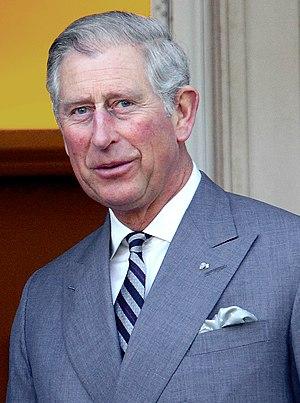 English: Charles, Prince of Wales