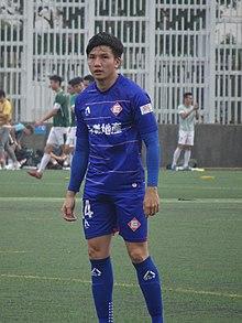 蔡國威 (足球運動員) - 維基百科,自由的百科全書