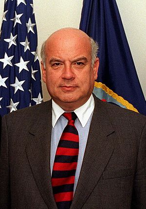 Jose Miguel Insulza, Minister of Foreign Relat...