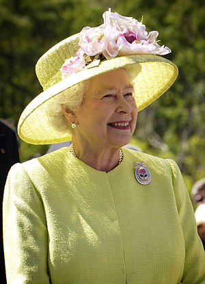 HM Queen Elizabeth II, Queen of the United Kin...