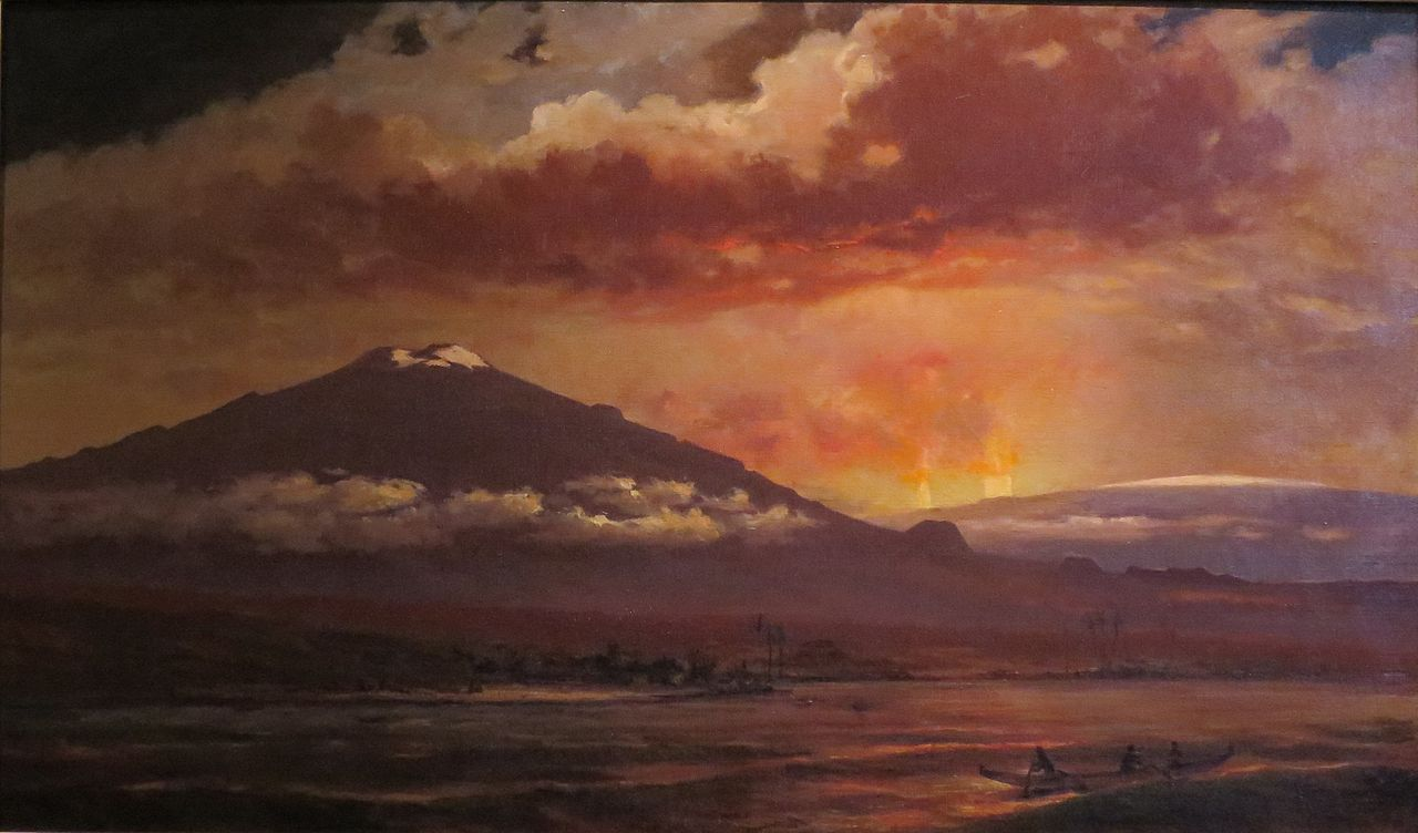 What Type Volcano Kilauea Hawaii