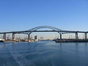 Gerald Desmond Bridge