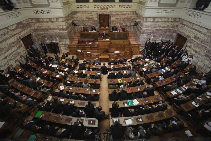 Greek Parliament, Chamber of Senate