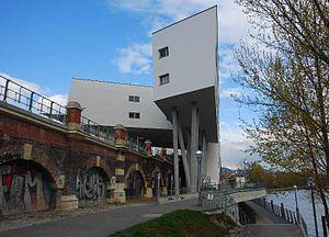 Das nach Plänen von der Stararchitektin Zaha H...