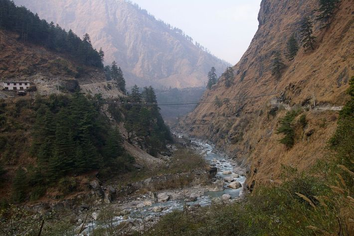 Image result for Kalidanki river gorge