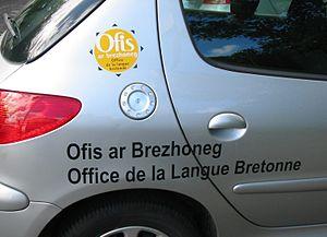 Branding of Ofis ar Brezhoneg (Breton language...