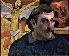 Autoritratti di Paul Gauguin  Wikipedia