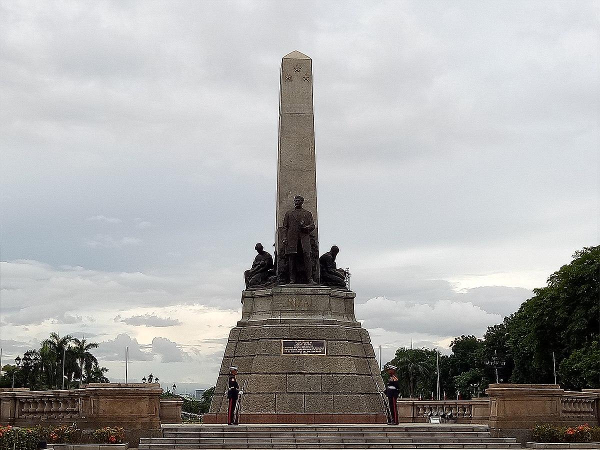 Rizal Monument  Wikipedia