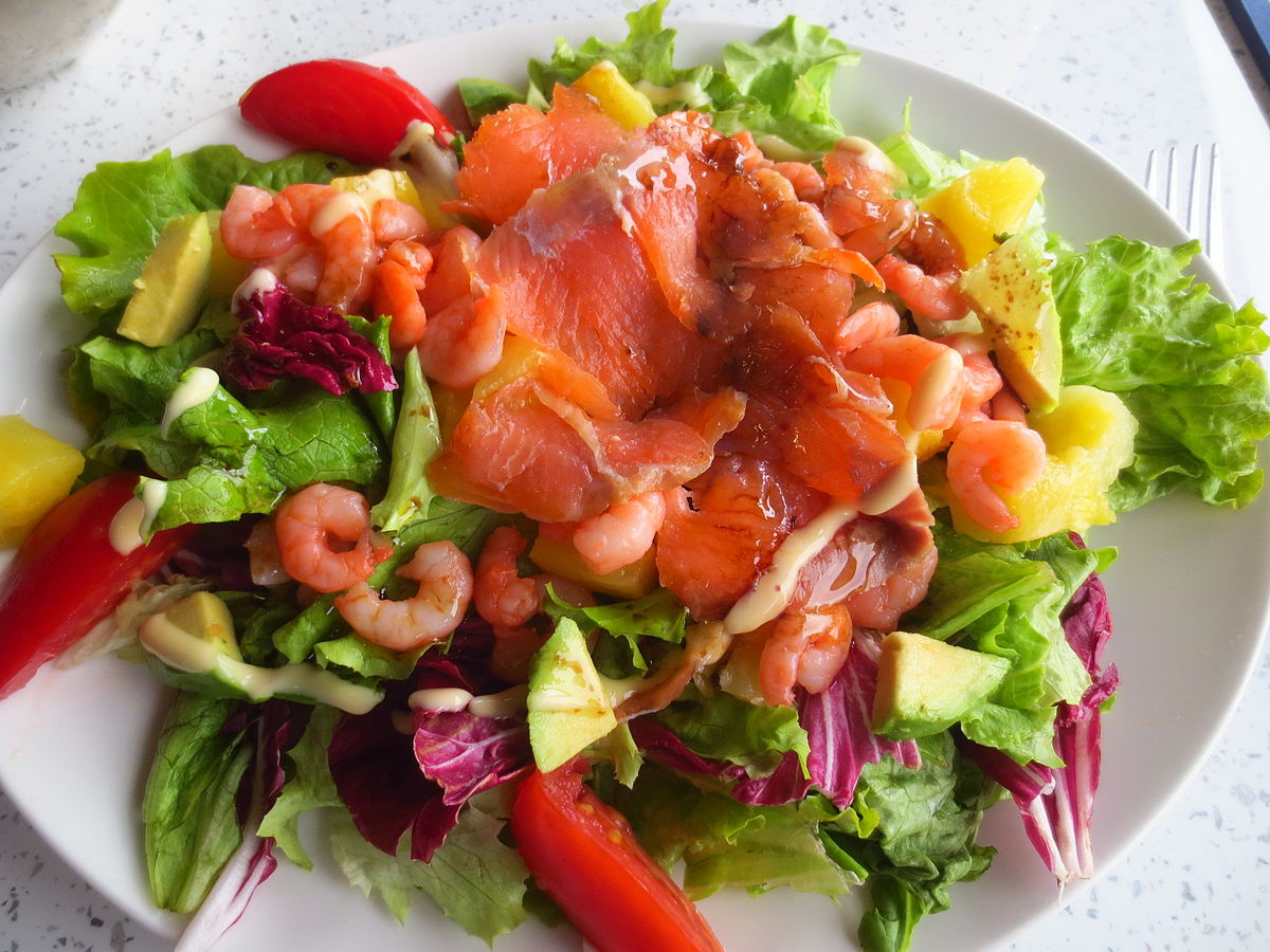 Salade californienne  Wikipdia