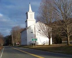 English: South Canaan Congregational Church, S...