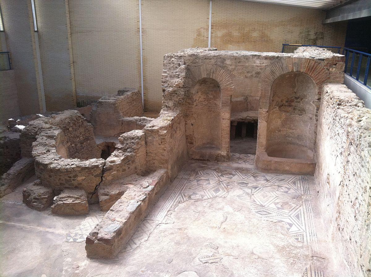 Termes romanes de Sant Boi  Viquipdia lenciclopdia lliure