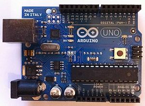 English: Arduino Uno