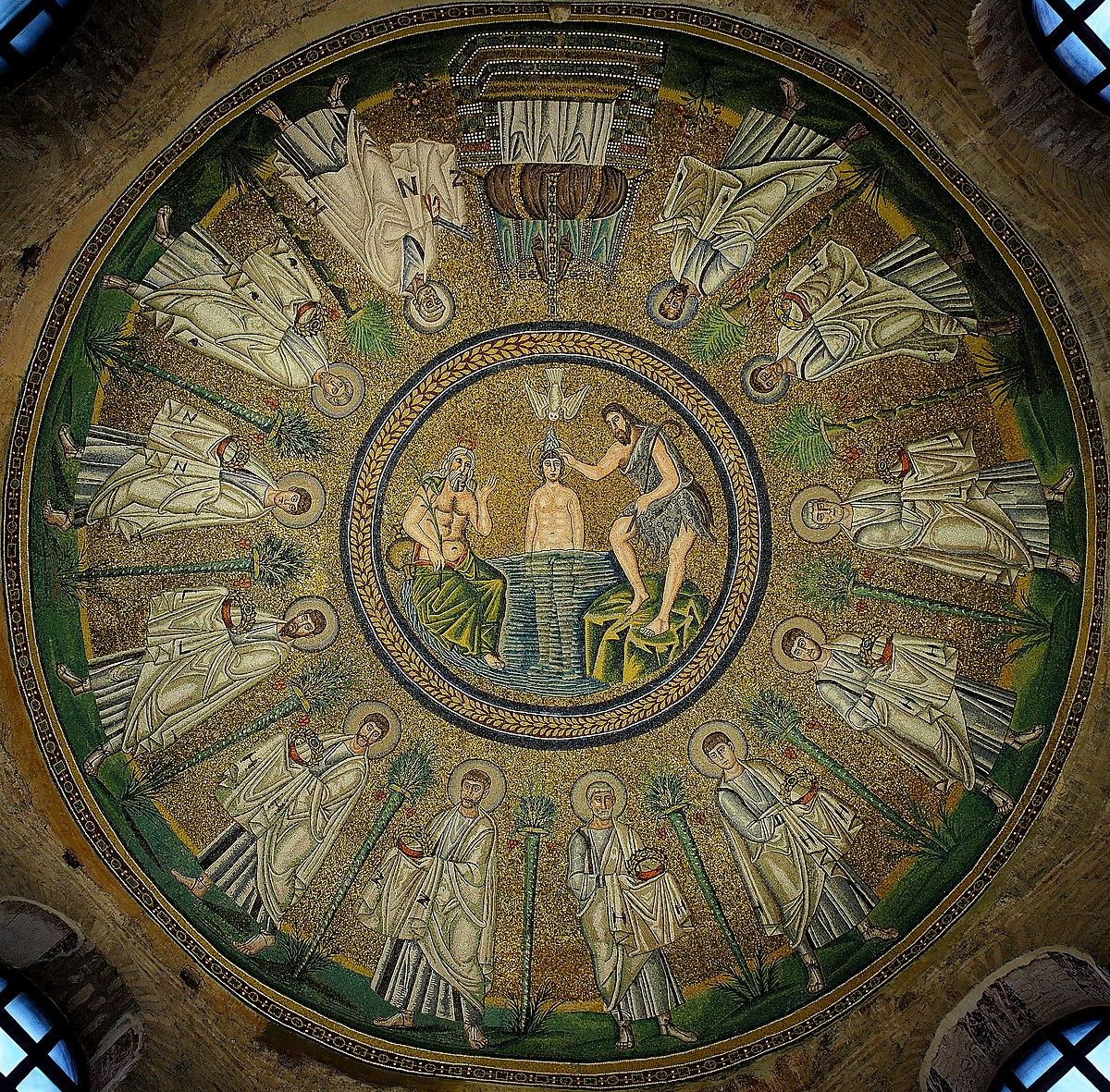 Arian Baptistery  Wikipedia