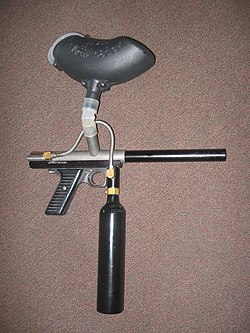 Automag paintball marker  Wikipedia