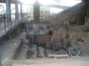 Excavación de ex Centro clandestino de detención Club Atlético, Paseo Colón 1200, Ciudad de Buenos Aires