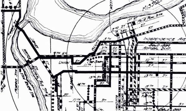 FileDetail from the Kansas City Missouri streetcar route