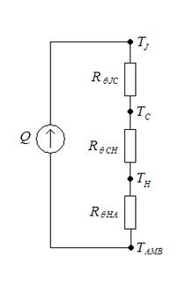 resistor circuit diagram light sensor wiring uk thermal resistance wikipedia equivalent circuits edit