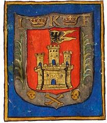 Escudo de armas ciudad del Tlaxcala