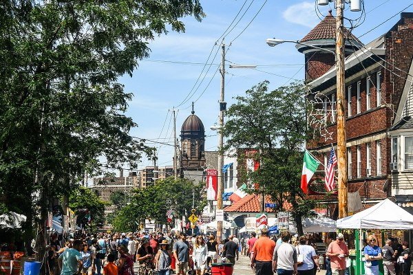 Cleveland Feast Of Assumption Festival - Wikipedia