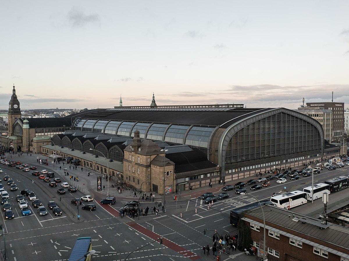 hight resolution of Train station - Wikipedia