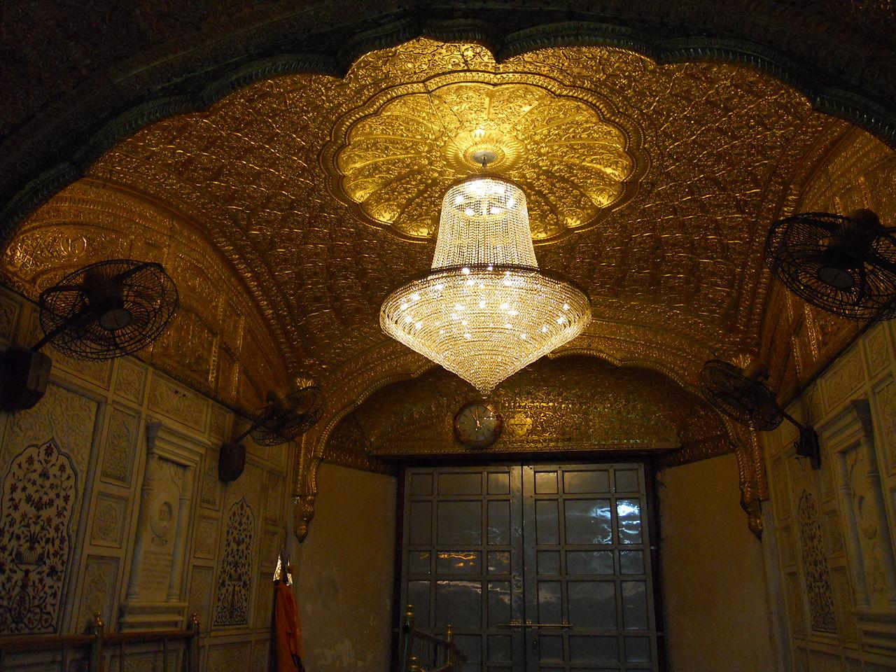 FileInside Golden TempleAmritsarJPG  Wikimedia Commons