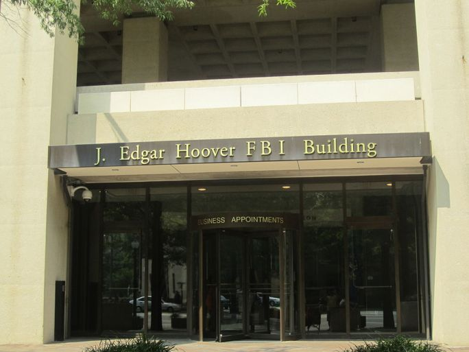 J. Edgar Hoover FBI Building IMG 4507