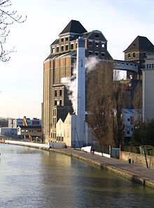 Grands Moulins de Pantin  Wikipdia