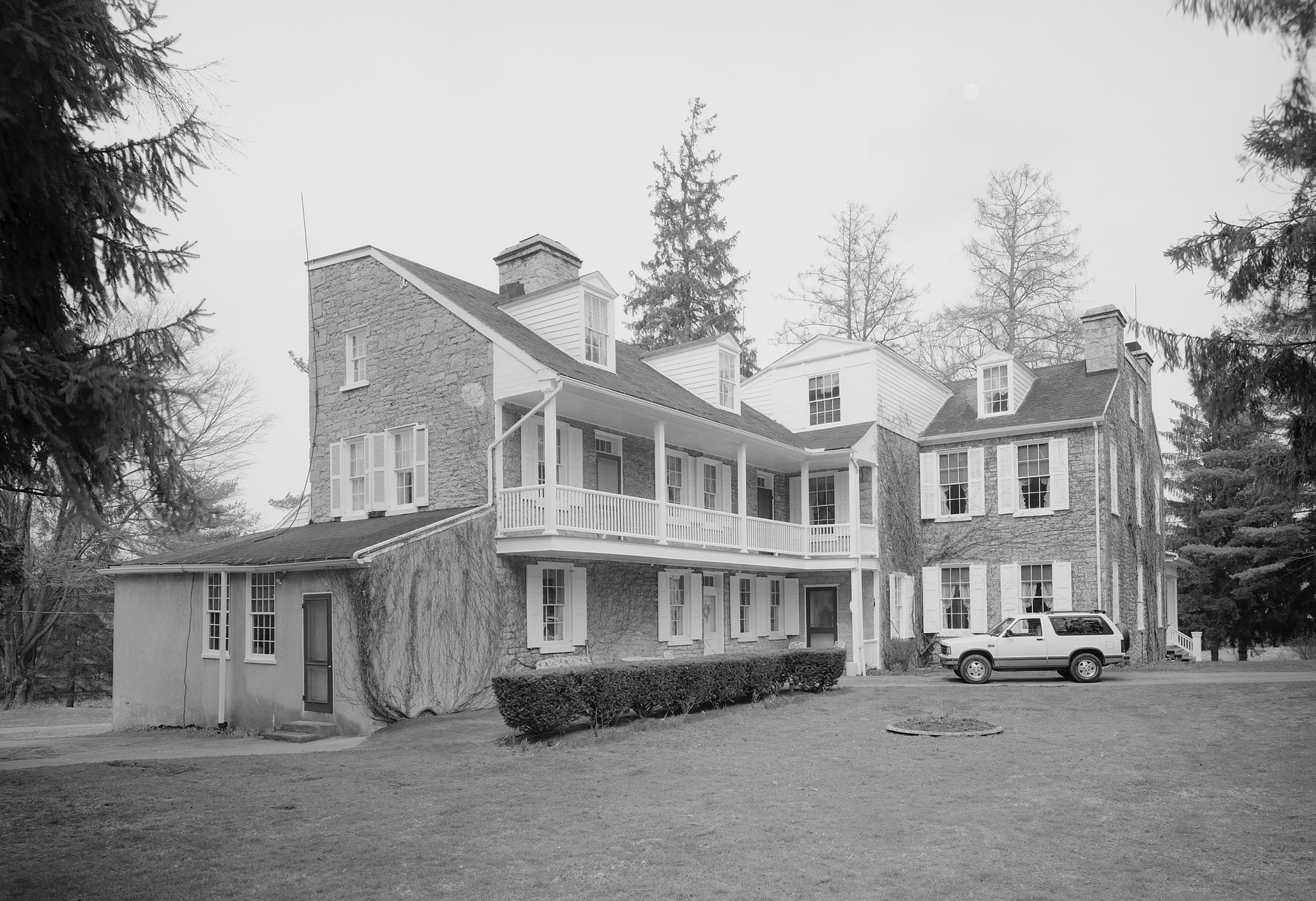 Pennsylvania Furnace Mansion