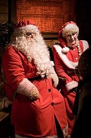 Babbo Natale Wikipedia.Babbo Natale Wiki