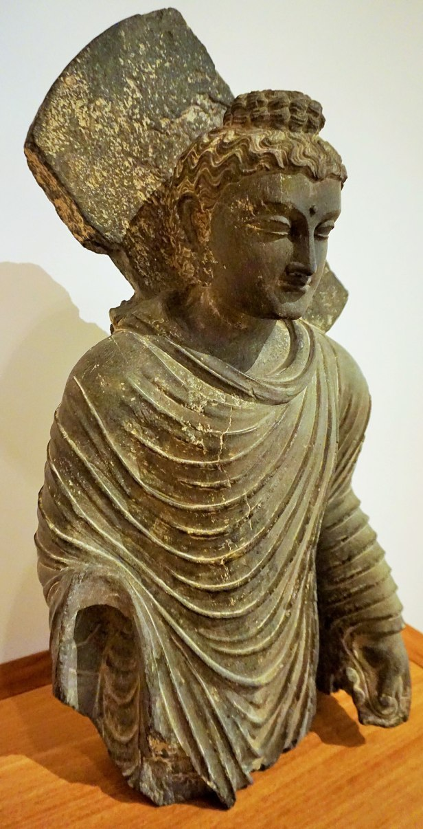 Queensland Art Gallery - Joy of Museums - Buddha