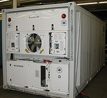Refrigerated container  Wikipedia