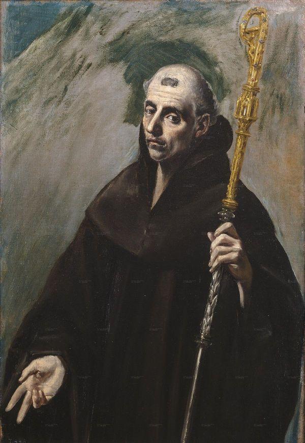 San Benito El Greco - Wikipedia La Enciclopedia Libre