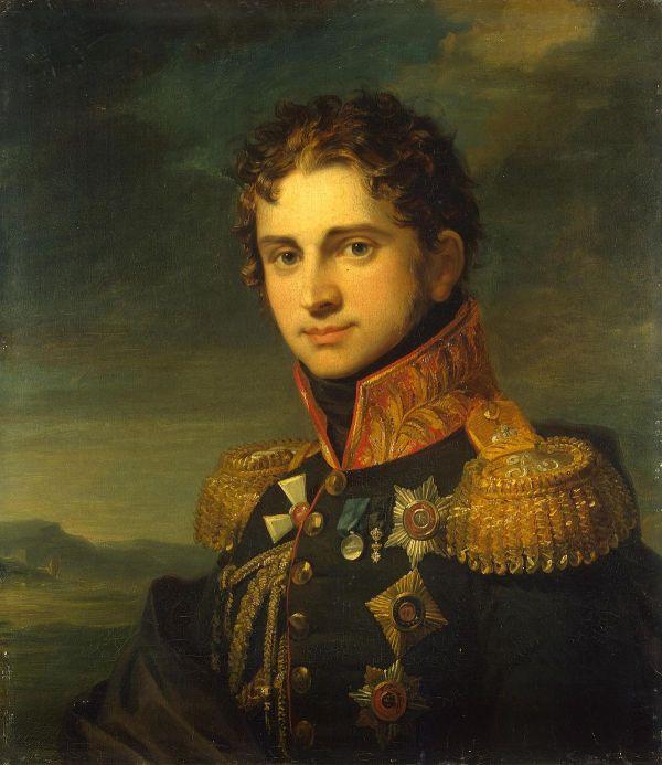 Pavel Alexandrovich Stroganov - Wikipedia