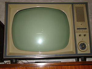 English: TV set NEFRYT