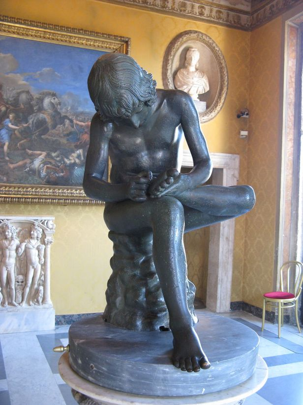 Boy with Thorn - Musei Capitolini