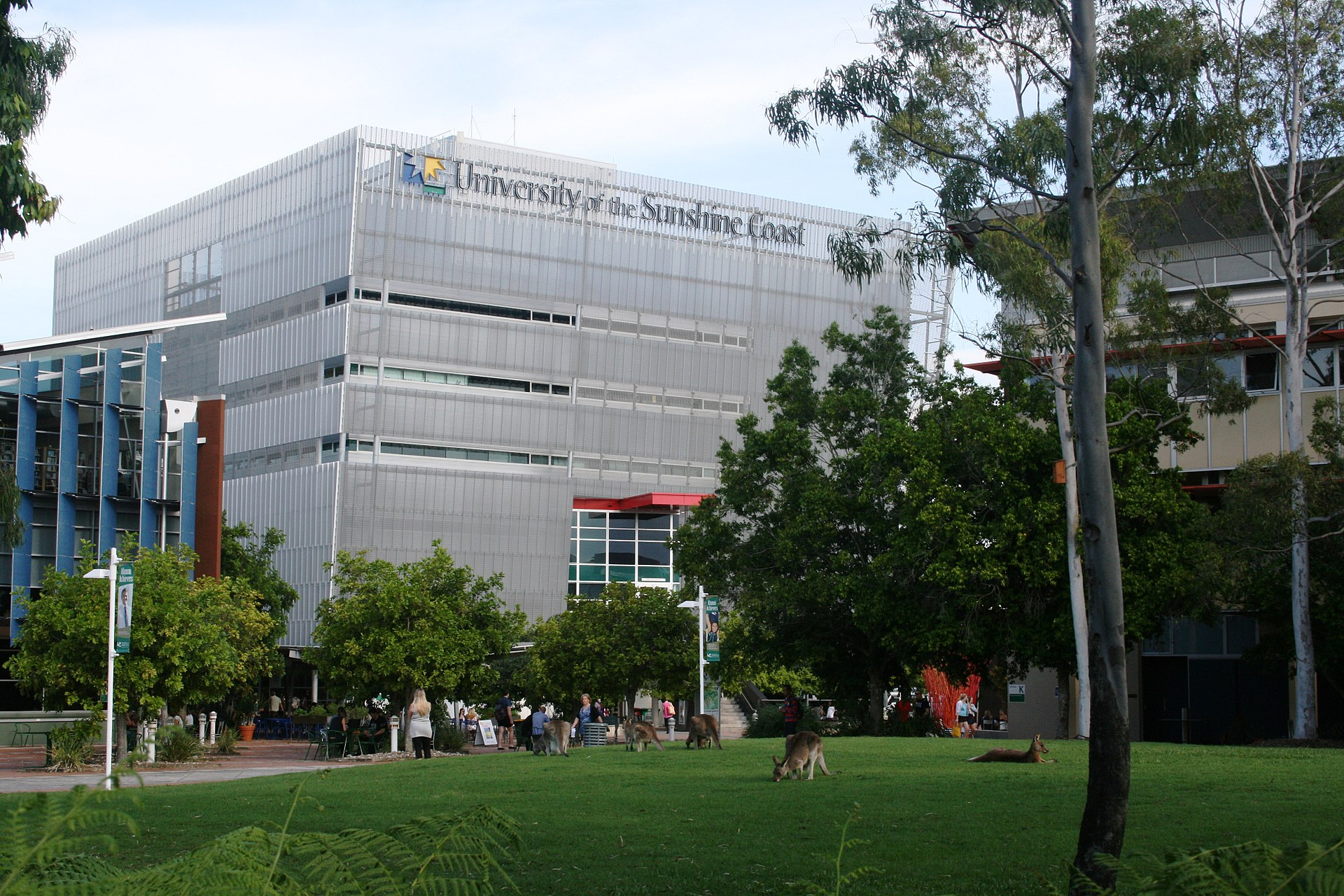 University of the Sunshine Coast  Wikipedia