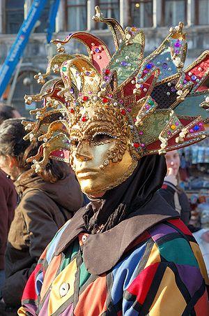 Carnival of Venice.
