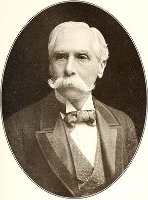 Alfred Austin, 1900