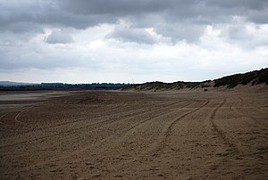 English: Camber Sands