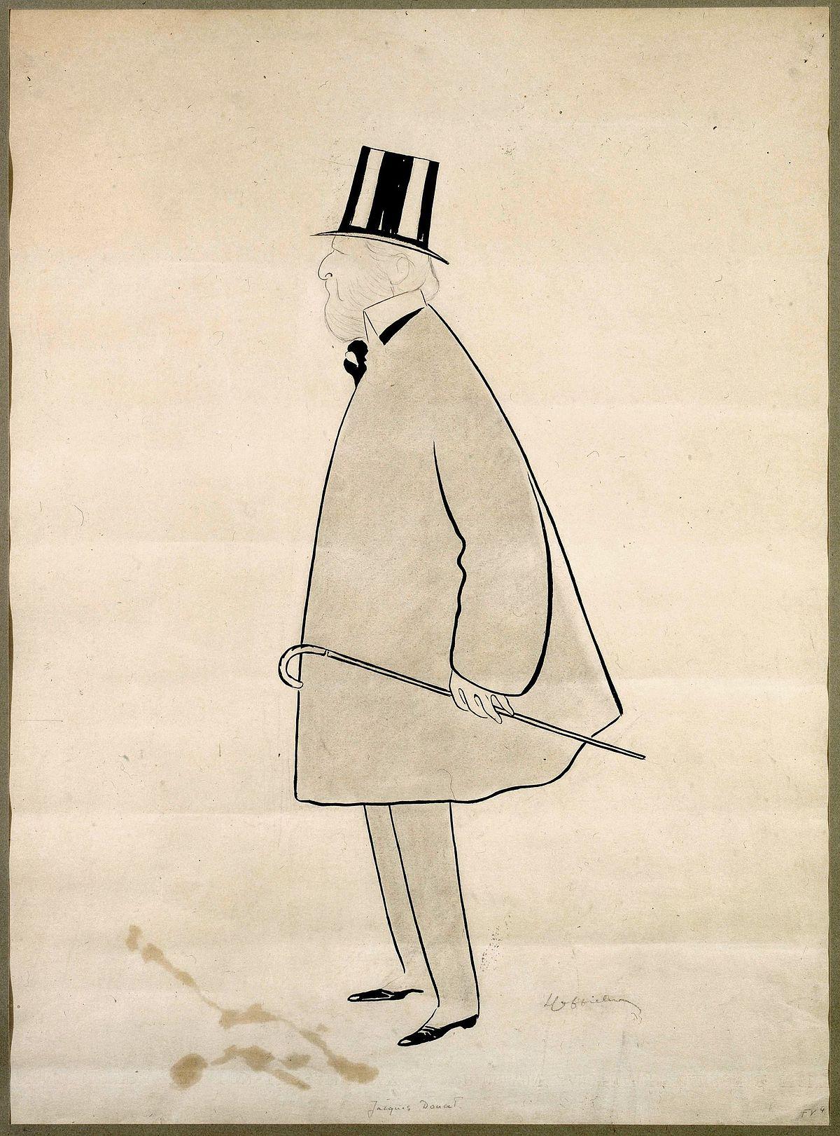 Jacques Doucet fashion designer  Wikipedia