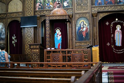 Coptic church in Egypt 12