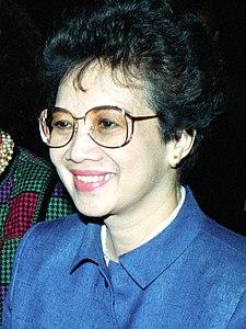 President Aquino, 2003
