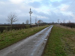 English: Ermine Street. Ancient & Modern: mobi...