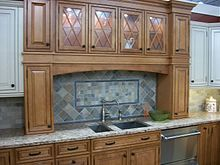 kitchen cabnet remodeling houston cabinet wikipedia picture of a on display in home center store