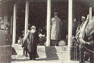 Kropotkin in Haparanda, 1917
