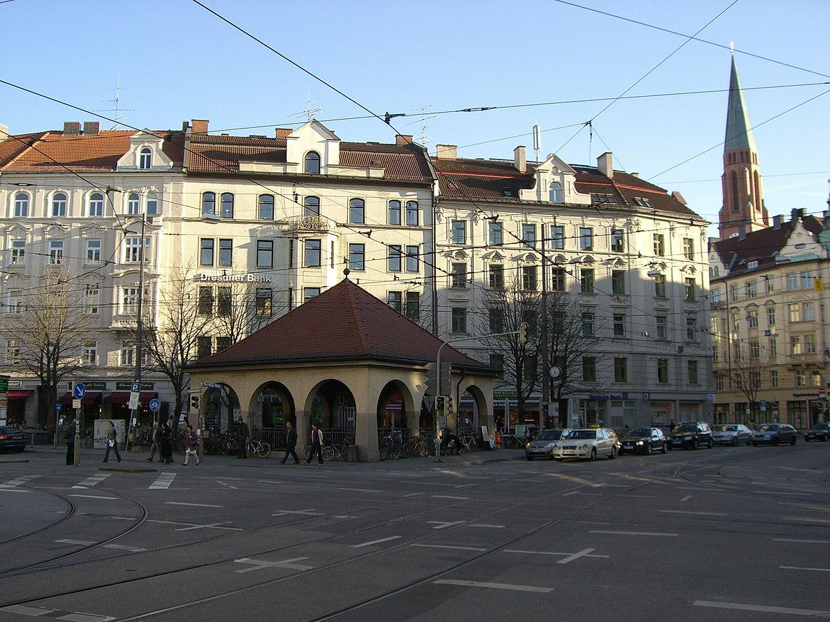 MaxWeberPlatz  Wikipedia